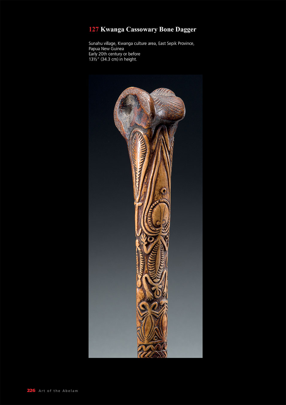 Art of the Abelam New Guinea Tribal Art