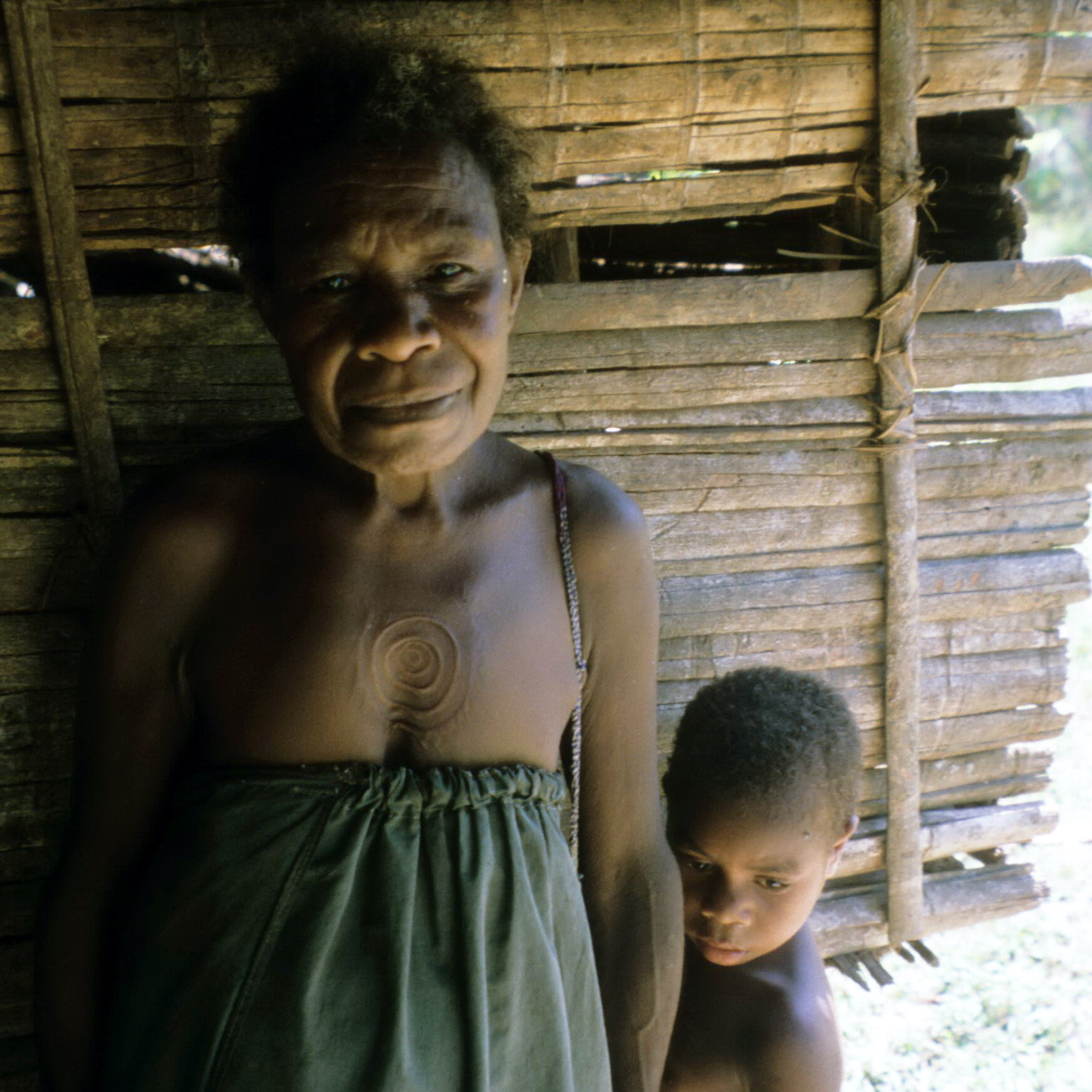 Sepik Plains, Papua New Guinea, circa 2000.