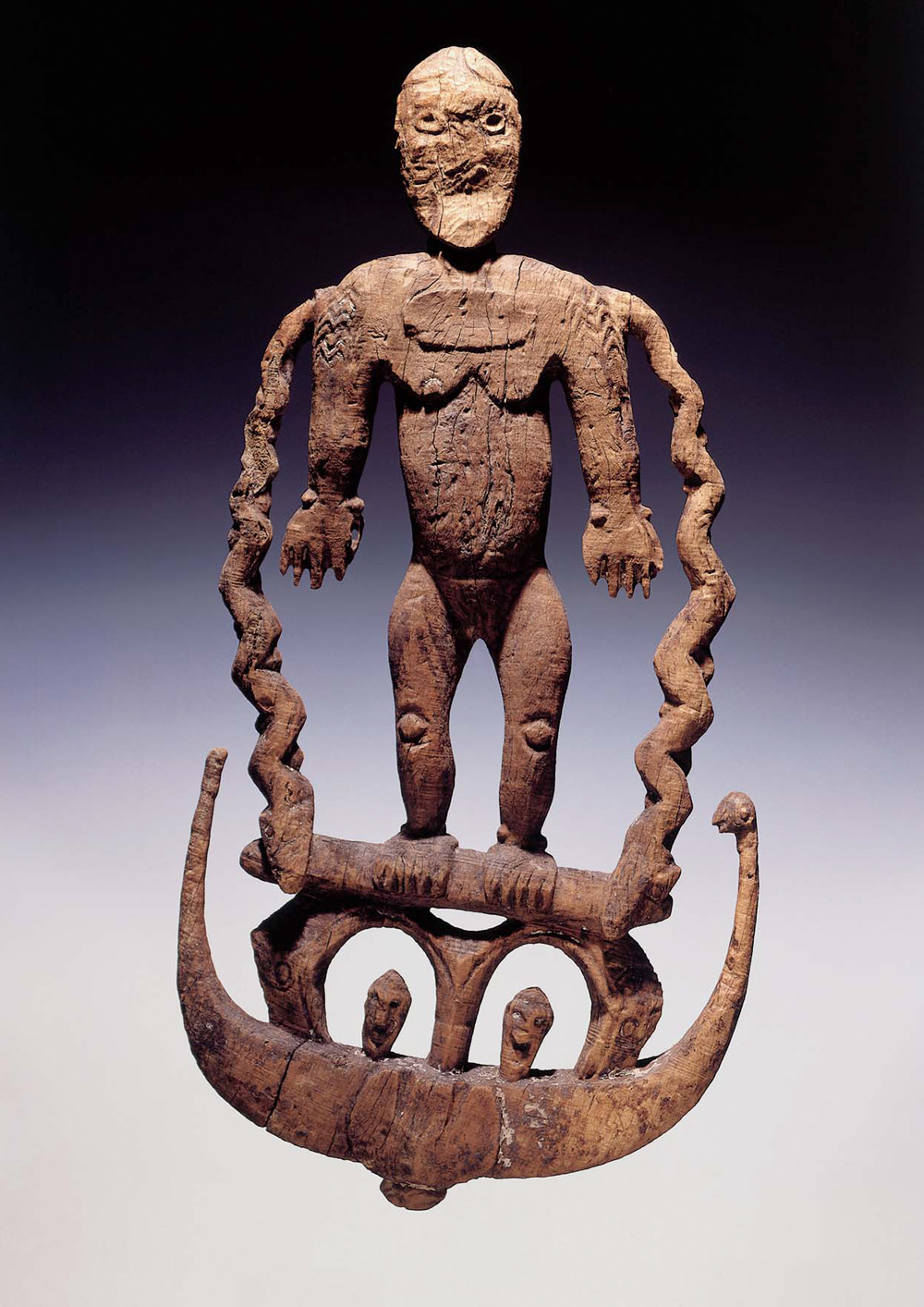 Aesthetics of Integrity in New Guinea Art