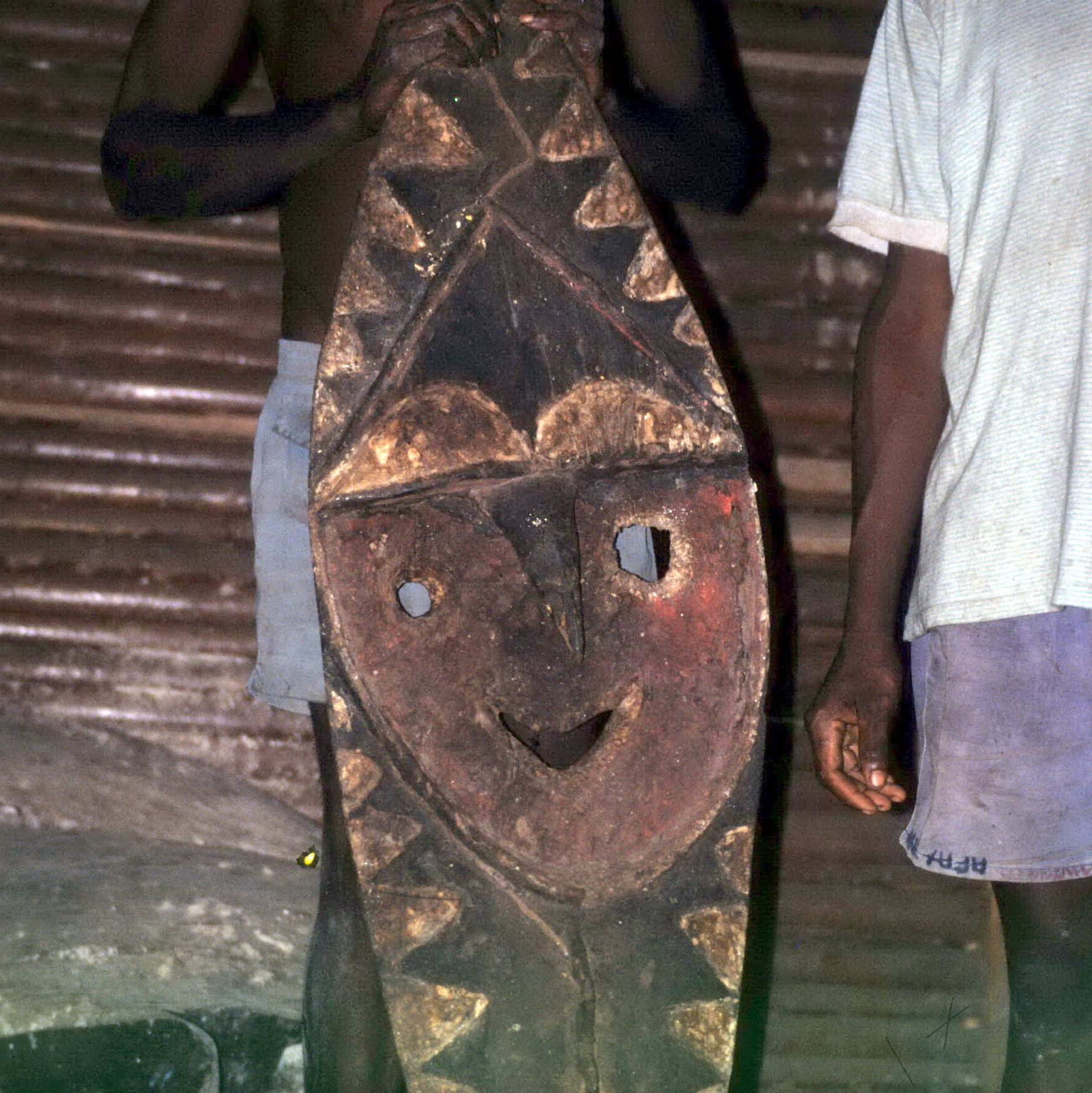 Old Minja, Nagri, New Guinea Art, Oceanic Art, South Pacific Art, Tribal Art