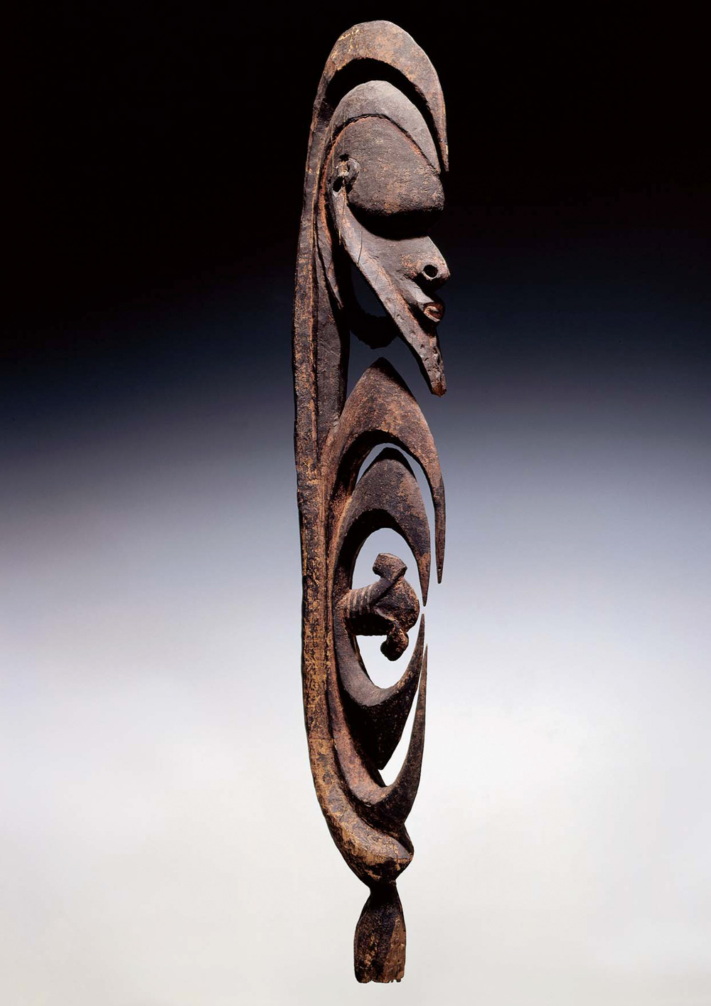 Elegance of Menace Aesthetics of New Guinea Art