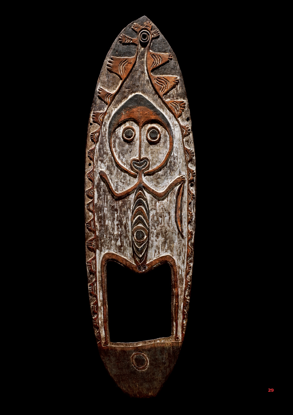 Art of the Papuan Gulf Tribal Oceanic Art