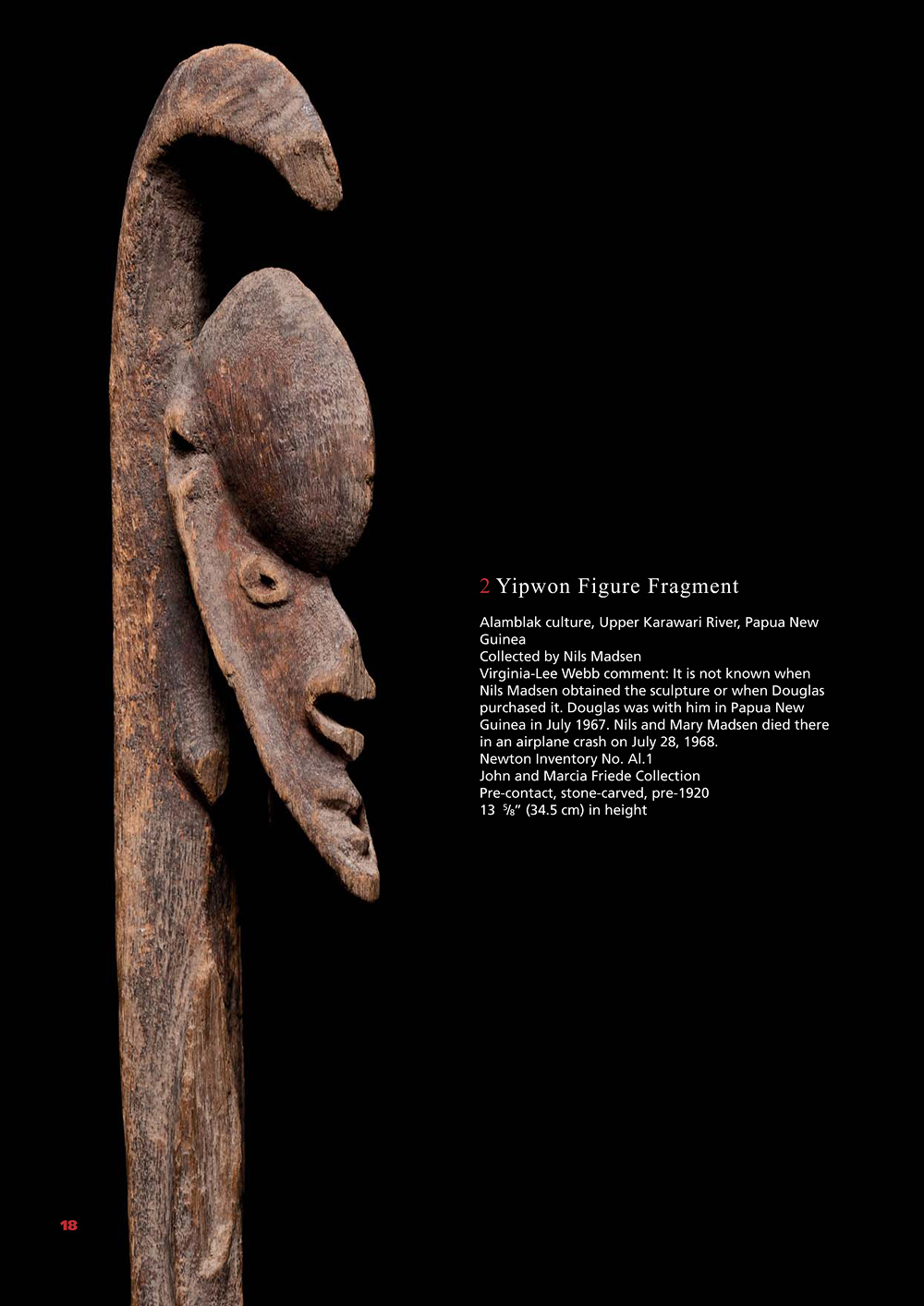 Michael Hamson Publications | Collecting New Guinea Art: Douglas Newton, Harry Beran, Thomas Schultze-Westrum