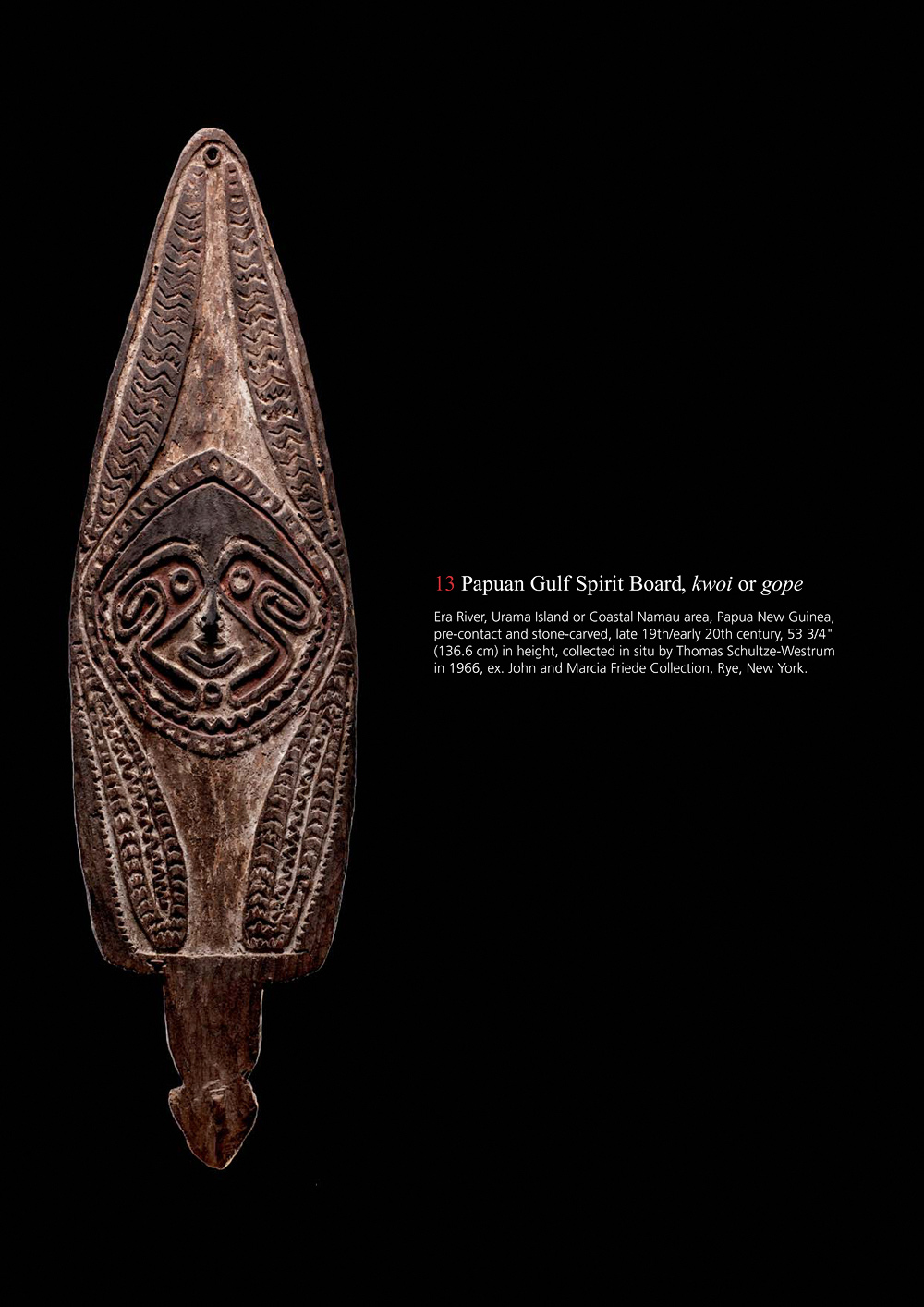 Oceanic Art Paris 2011 New Guinea & Polynesian Art